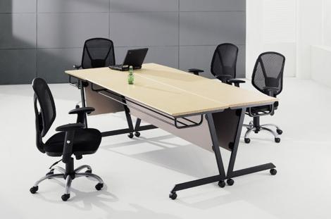 美式斜度腳折合桌