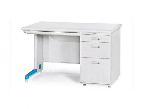 單邊三抽屜辦公桌(右三屜)