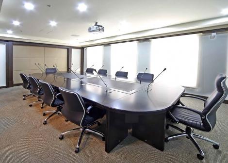 環式會議桌