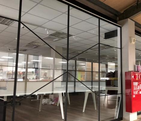 玻璃高隔間-2